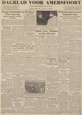 Dagblad voor Amersfoort 1947-01-13