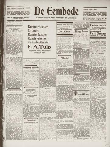 De Eembode 1934-01-05