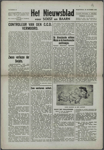 Soester Courant 1943-10-20
