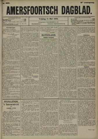 Amersfoortsch Dagblad 1908-05-15