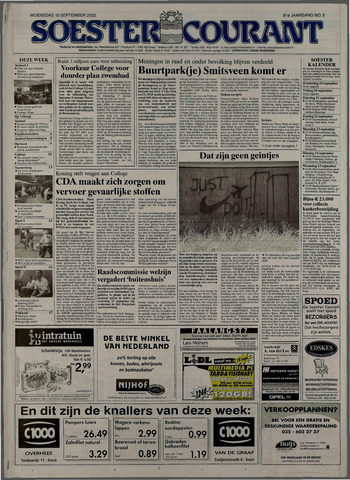 Soester Courant 2002-09-18