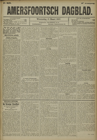 Amersfoortsch Dagblad 1907-03-13