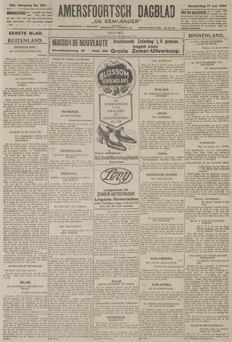 Amersfoortsch Dagblad / De Eemlander 1926-06-17