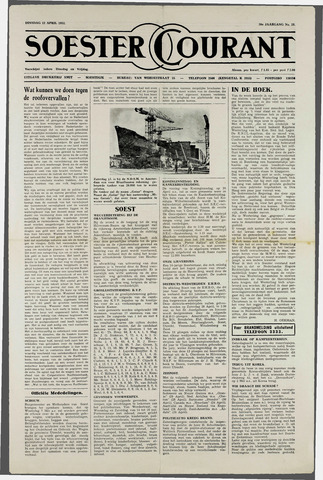 Soester Courant 1952-04-22