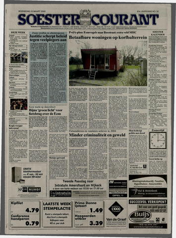 Soester Courant 2005-03-23