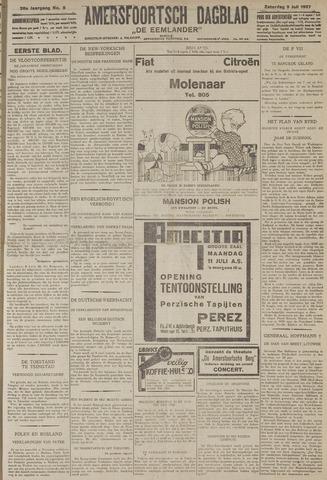 Amersfoortsch Dagblad / De Eemlander 1927-07-09