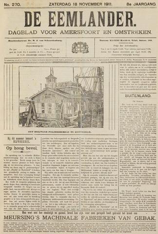 De Eemlander 1911-11-18