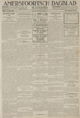 Amersfoortsch Dagblad / De Eemlander 1928-04-13
