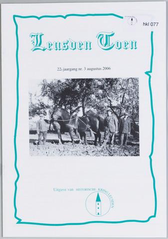 Historische Kring Leusden 2006-08-01