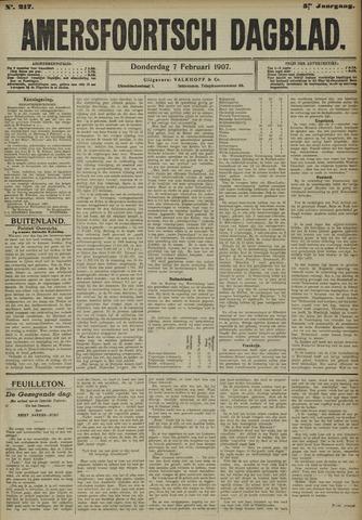 Amersfoortsch Dagblad 1907-02-07