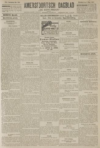 Amersfoortsch Dagblad / De Eemlander 1927-05-05