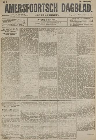 Amersfoortsch Dagblad / De Eemlander 1917-07-06