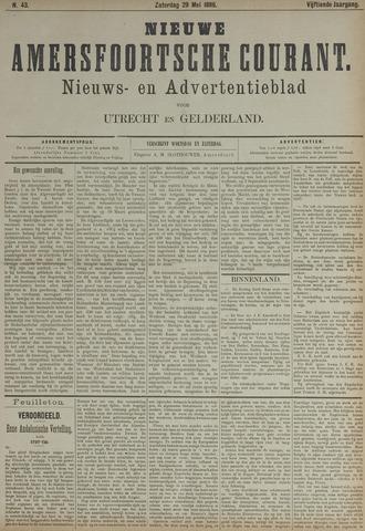 Nieuwe Amersfoortsche Courant 1886-05-29