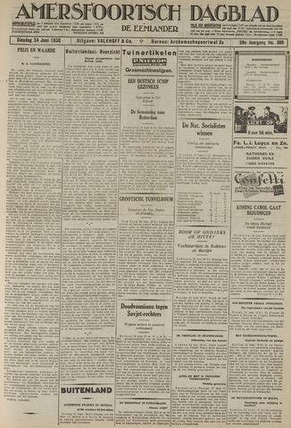 Amersfoortsch Dagblad / De Eemlander 1930-06-24