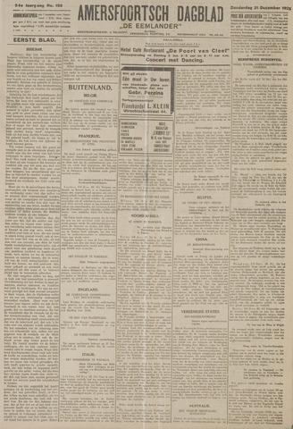Amersfoortsch Dagblad / De Eemlander 1925-12-31