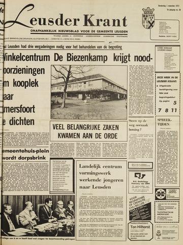 Leusder Krant 1973-11-01