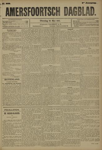 Amersfoortsch Dagblad 1911-05-16