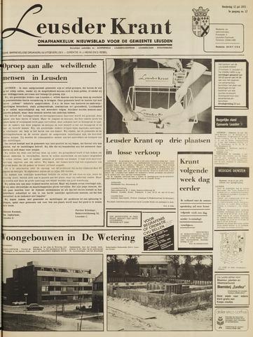 Leusder Krant 1973-07-12