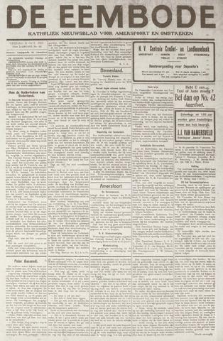 De Eembode 1921-10-21