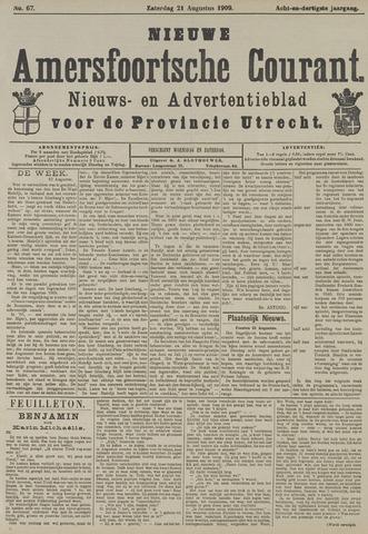 Nieuwe Amersfoortsche Courant 1909-08-21