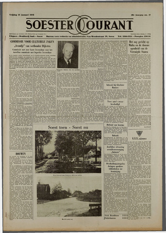 Soester Courant 1972-01-21