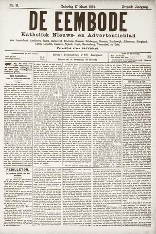 De Eembode 1894-03-17