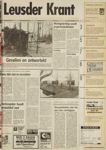 Leusder Krant 1993-01-27