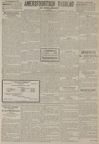 Amersfoortsch Dagblad / De Eemlander 1923-01-08