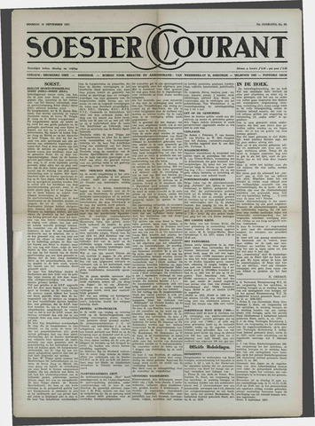 Soester Courant 1957-09-10