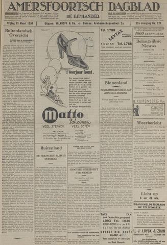 Amersfoortsch Dagblad / De Eemlander 1934-03-23