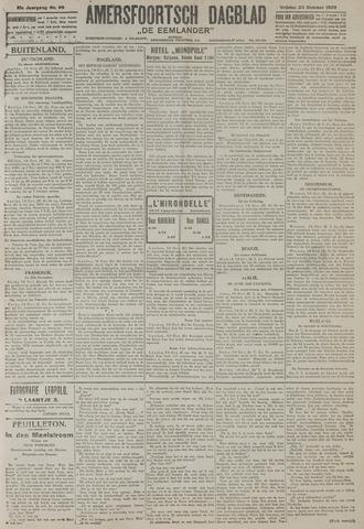 Amersfoortsch Dagblad / De Eemlander 1922-10-20