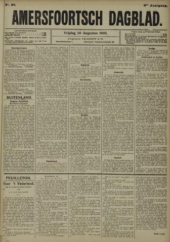 Amersfoortsch Dagblad 1909-08-20