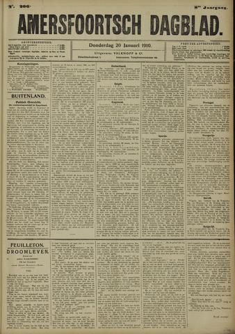 Amersfoortsch Dagblad 1910-01-20
