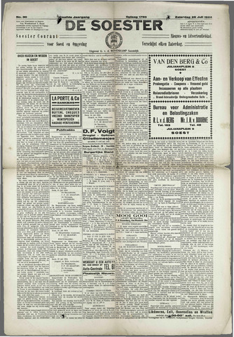 Soester Courant 1924-07-26