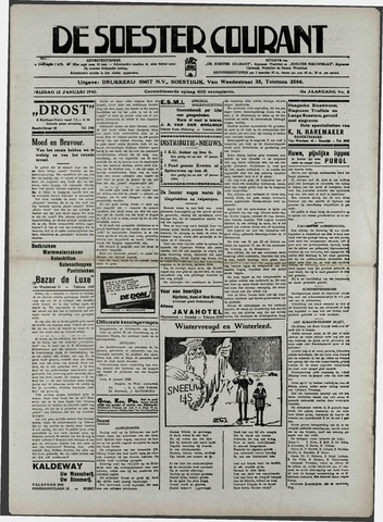 Soester Courant 1940-01-12