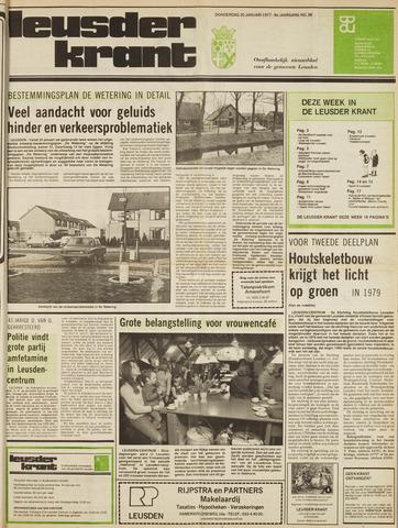 Leusder Krant 1977-01-20