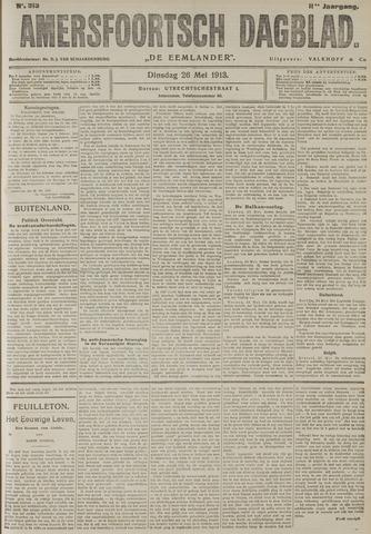 Amersfoortsch Dagblad / De Eemlander 1913-05-26