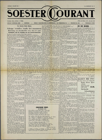Soester Courant 1954-03-02