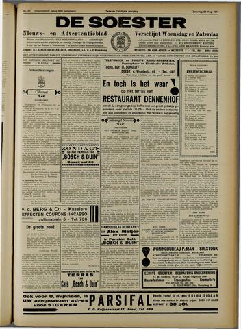 De Soester 1934-08-25