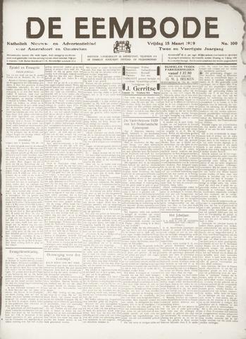 De Eembode 1929-03-15