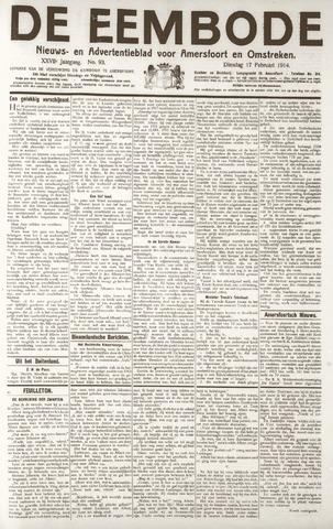 De Eembode 1914-02-17