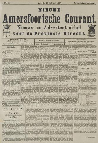 Nieuwe Amersfoortsche Courant 1907-02-23