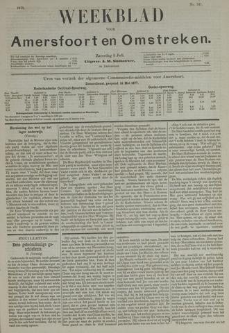 Weekblad voor Amersfoort en Omstreken 1878-07-06