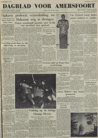 Dagblad voor Amersfoort 1950-04-06