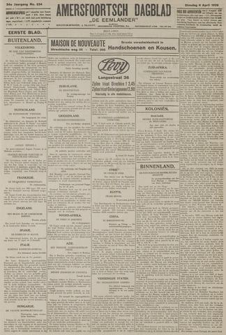 Amersfoortsch Dagblad / De Eemlander 1926-04-06