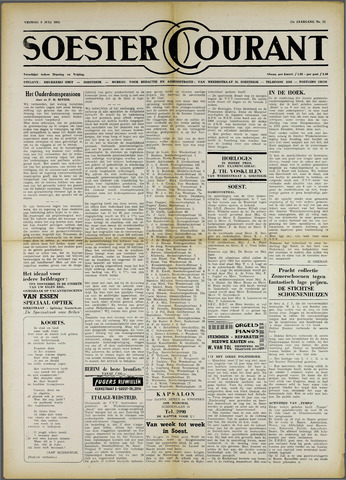 Soester Courant 1955-07-08