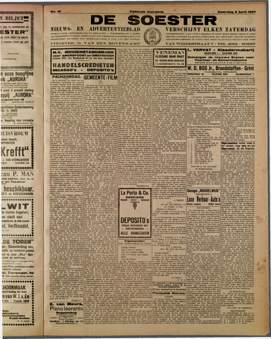 De Soester 1927-04-09
