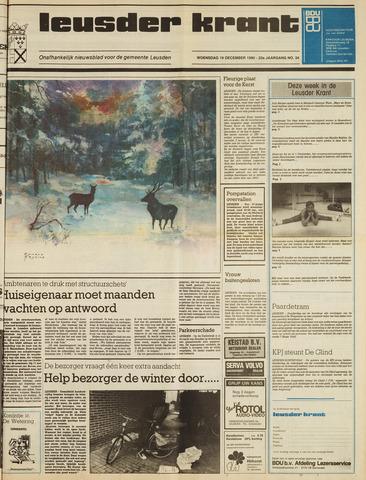 Leusder Krant 1990-12-19