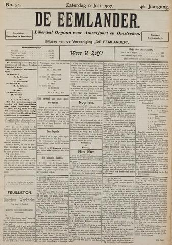 De Eemlander 1907-07-06