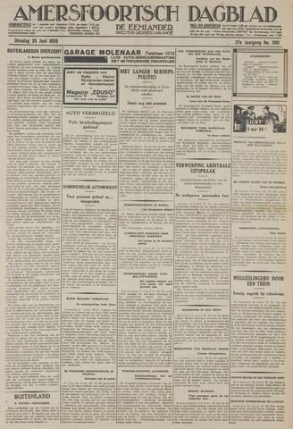 Amersfoortsch Dagblad / De Eemlander 1929-06-25